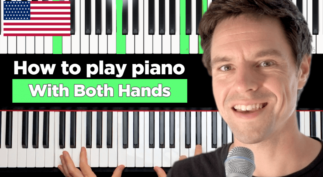 How can I learn to play piano with both left and right ...
